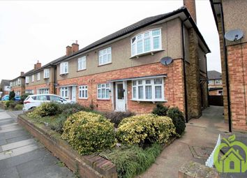 Thumbnail 2 bed maisonette to rent in Chalforde Gardens, Gidea Park, Romford