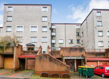 Thumbnail 2 bedroom flat for sale in Greenrigg Road, Cumbernauld, Glasgow