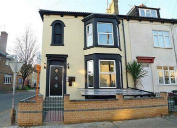 Thumbnail 7 bed end terrace house for sale in Eastfield Road, Peterborough