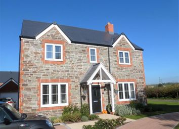Thumbnail 4 bed detached house for sale in Badger Road, Thornbury
