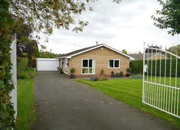 Thumbnail 3 bed detached bungalow for sale in Pembroke Drive, Ponteland, Newcastle Upon Tyne