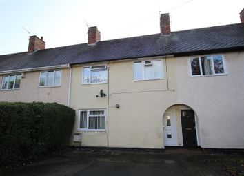 3 bed terraced house for sale in Austen Walk, Lincoln LN2