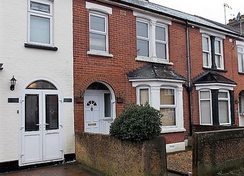 Thumbnail Terraced house for sale in Lansdowne Road, Chatham