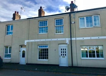 Thumbnail 2 bed terraced house for sale in New Row, Dunsdale, Guisborough