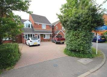 Thumbnail 3 bed detached house for sale in Aspen Drive, Longford, Coventry