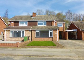 Thumbnail 4 bed semi-detached house for sale in Farm Road, Abingdon