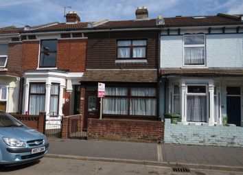 Thumbnail 3 bedroom terraced house for sale in London Avenue, Portsmouth