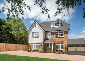 Thumbnail 5 bed detached house for sale in Headcorn Road, Staplehurst