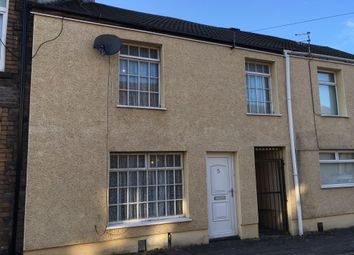 Thumbnail 3 bed terraced house to rent in Crythan Road, Neath