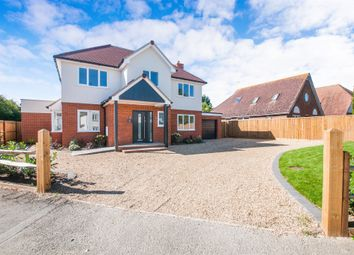 Thumbnail 5 bed detached house for sale in Waltham Road, Woodlands Park Village, Maidenhead