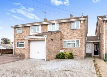 Thumbnail Semi-detached house for sale in Orchard Close, Chalgrove, Oxford