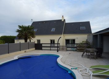 Thumbnail 4 bed property for sale in Vrasville, Manche, 50330, France