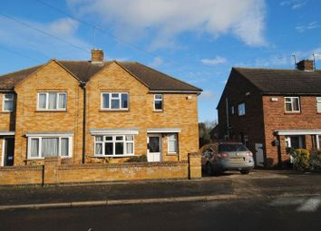 Thumbnail 3 bedroom semi-detached house for sale in Hillary Road, Rushden