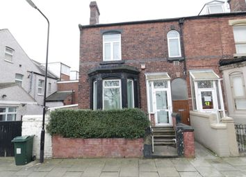 Thumbnail 4 bed end terrace house for sale in Brown Street, Masbrough, Rotherham, South Yorkshire