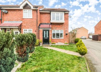 Thumbnail 2 bed end terrace house for sale in Cranleigh Close, Cheshunt