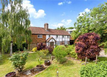 Thumbnail 3 bed detached house for sale in Tonbridge Road, Hildenborough, Tonbridge, Kent