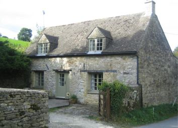 Thumbnail 2 bed cottage to rent in Duntisbourne Leer, Cirencester