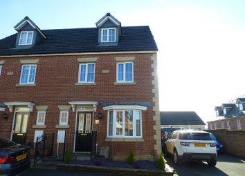 Thumbnail 4 bed semi-detached house for sale in Ffordd Y Glowyr, Betws, Ammanford, Carmarthenshire.