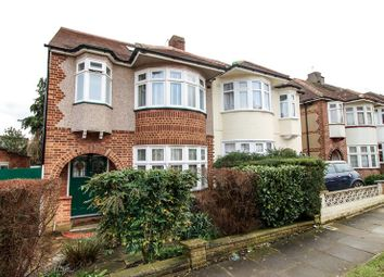 Thumbnail 4 bed semi-detached house to rent in Elton Avenue, Barnet