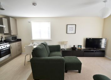 Thumbnail 2 bed flat for sale in Buttermere Crescent, Lakeside, Doncaster