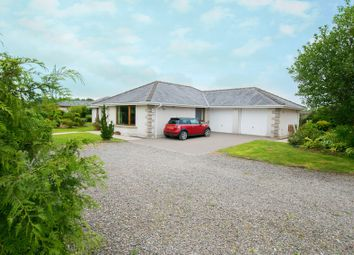 Thumbnail 4 bed detached bungalow for sale in Rumbalara, 3 Victoria Lees, Eaglesfield, Dumfries & Galloway