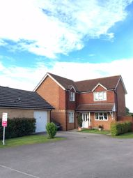 Thumbnail 4 bed detached house for sale in Trent Approach, Marton, Gainsborough