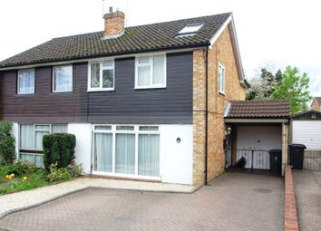 Thumbnail 4 bed property to rent in Liberty Rise, Addlestone