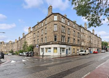 Thumbnail 2 bedroom flat for sale in 1 (1F1) Murieston Crescent, Edinburgh