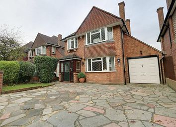 Thumbnail 4 bed detached house for sale in Breakspear Road South, Ickenham