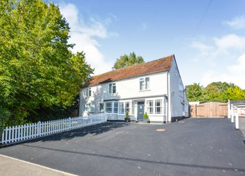 5 bed detached house for sale in Colchester Road, White Colne, Colchester CO6