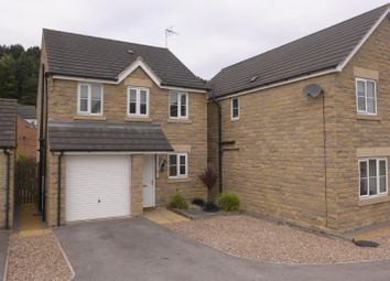 Thumbnail 3 bed detached house to rent in Stone Bank, Mansfield