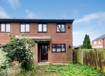 Thumbnail 3 bed semi-detached house for sale in Wimborne Close, Worcester Park