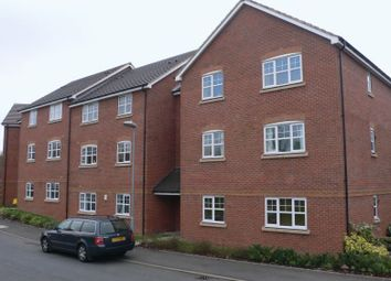 Thumbnail 2 bed flat to rent in Fletcher Walk, St Martins Gate, Finham, Coventry