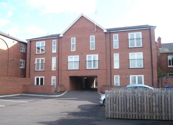 Thumbnail 2 bed flat to rent in Barons Court, Burton On Trent, Staffs