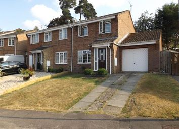 Thumbnail 3 bed semi-detached house for sale in Hythe, Southampton, Hampshire