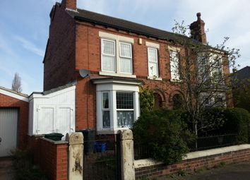Thumbnail 3 bed semi-detached house to rent in Oakwood Road East, Broom, Rotherham