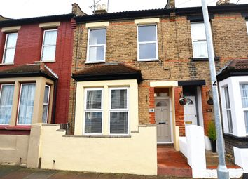 Thumbnail 2 bed terraced house for sale in Dalmatia Road, Southend-On-Sea