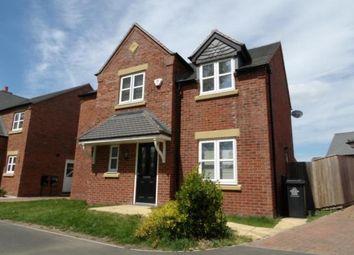 Thumbnail 4 bedroom detached house for sale in Cobblestone Drive, Swadlincote, Derbyshire