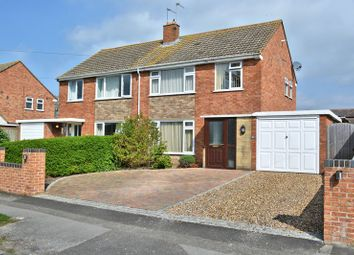 Thumbnail 3 bed semi-detached house for sale in Barnes Road, Didcot