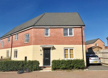 Thumbnail 3 bed semi-detached house to rent in Brockington Road, Melton Mowbray