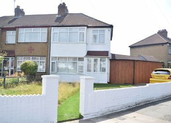 Thumbnail 3 bed end terrace house for sale in Longfield Avenue, Enfield, Greater London