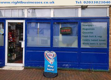 Thumbnail Retail premises for sale in Bridge Road, Watford