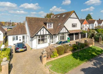 Thumbnail 6 bed detached house for sale in Bushby Avenue, Rustington, West Sussex