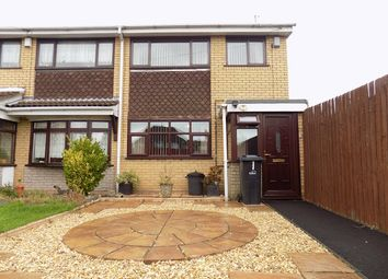 Thumbnail 3 bed property for sale in Dudley, West Midlands