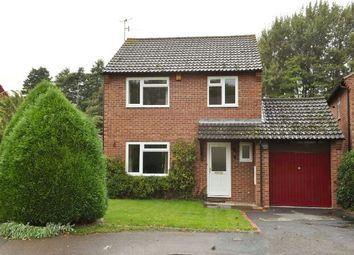 Thumbnail 3 bed detached house to rent in Giffard Drive, Welland, Nr Malvern