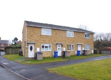 Thumbnail 1 bedroom maisonette to rent in Brookside Close, Old Stratford, Milton Keynes