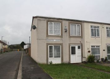 Thumbnail 3 bedroom end terrace house for sale in Wansdyke Court, Whitchurch, Bristol