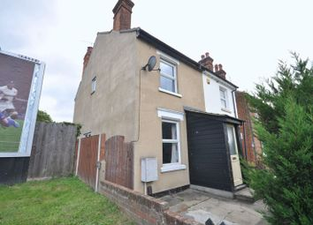 Thumbnail 2 bed semi-detached house for sale in Mersea Road, Colchester