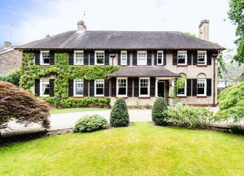 Thumbnail 6 bed detached house to rent in Church Road, Hertford