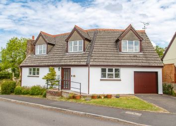 Thumbnail 3 bed detached house for sale in Barkers Way, North Tawton